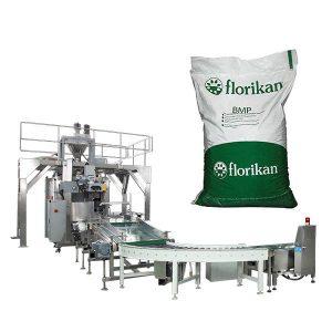 التلقائي السائبة آلة التعبئة للحصول على مسحوق الحليب في أكياس 10kg 25KG