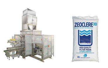كيس كبير أوتوماتيكية بالكامل نظرا آلة التعبئة الملح