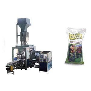 الحبوب التلقائية 50KG أكياس كبيرة الأسمدة الكيميائية آلة التعبئة