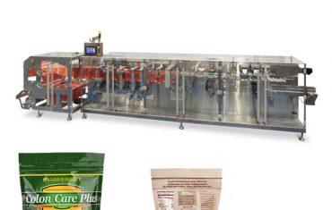 دوق-باي مسحوق الحبيبية التعبئة أفقي شكل ملء آلة الختم