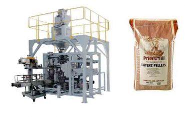 تغذية الحبوب الحبيبية الثقيلة كيس التغليف آلة