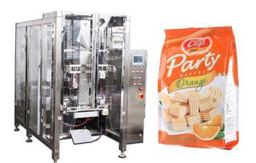 الغذاء الكامل التلقائي رباعية ختم حقيبة التعبئة آلة