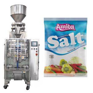 آلة التعبئة التلقائية كيس الملح الكيس