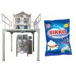 100g-5kg مسحوق الغسيل آلة التعبئة والتغليف