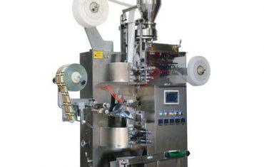 آلة التعبئة والتغليف التلقائي teabag zt-18 (مع العلامة والورق الخارجي)