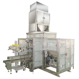 ZTCK-25 آلة تعبئة وتغليف الأكياس الأوتوماتيكية ، آلة تغليف الأكياس المنسوجة